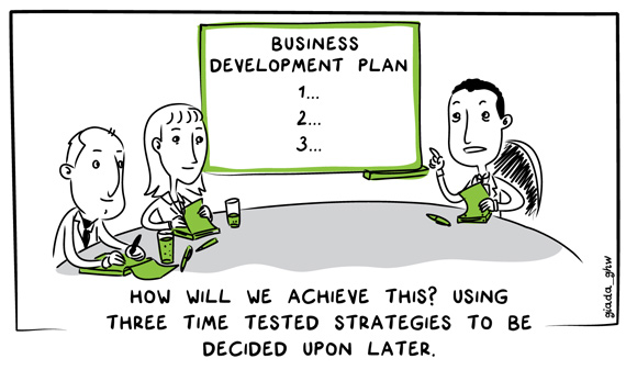 Business plan headhunter staffing